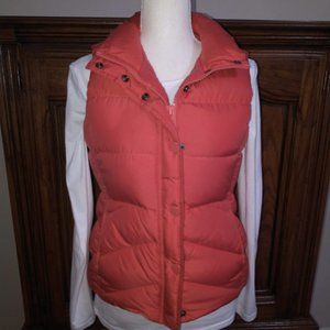 J. Crew Quilted Down Puffer Vest